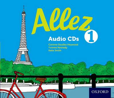 Allez: Audio CD Pack 1 - Corinne Dzuilha-Heywood - 9780198395089