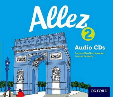 Allez: Audio CD Pack 2 - Corinne Dzuilka-Heywood - 9780198395096