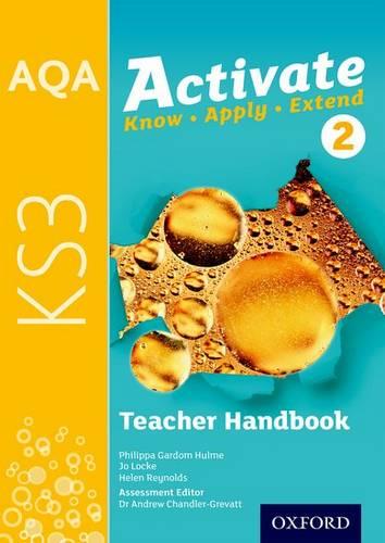 AQA Activate for KS3: Teacher Handbook 1 - Simon Broadley - 9780198408260