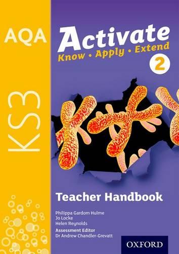 AQA Activate for KS3: Teacher Handbook 2 - Simon Broadley - 9780198408277