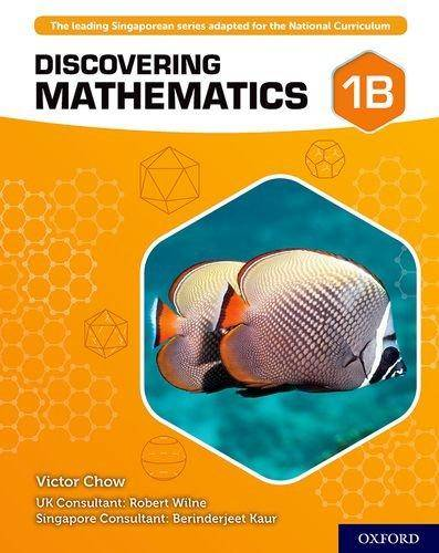 Discovering Mathematics: Student Book 1B - Victor Chow - 9780198421719