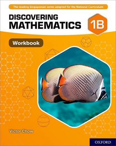 Discovering Mathematics: Workbook 1B (Pack of 10) - Victor Chow - 9780198421764
