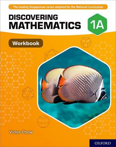 Discovering Mathematics: Workbook 1A (Pack of 10) - Victor Chow - 9780198421795