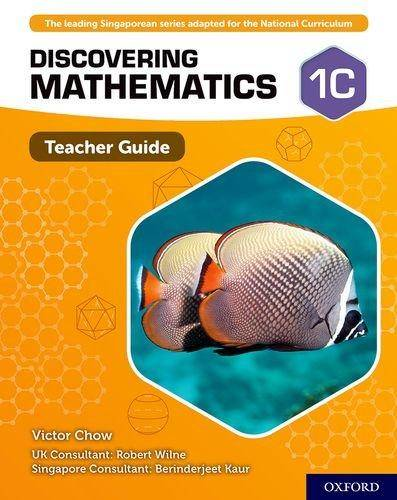 Discovering Mathematics: Teacher Guide 1C - Victor Chow - 9780198421825