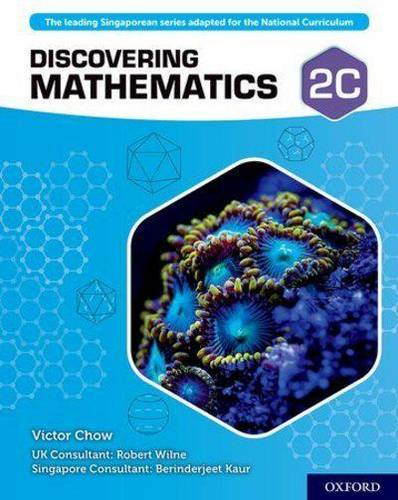Discovering Mathematics: Student Book 2C - Victor Chow - 9780198421887