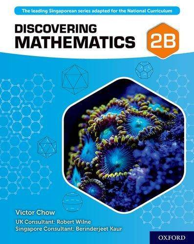 Discovering Mathematics: Student Book 2B - Victor Chow - 9780198421894