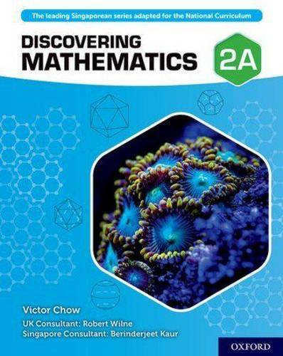 Discovering Mathematics: Student Book 2A - Victor Chow - 9780198421900