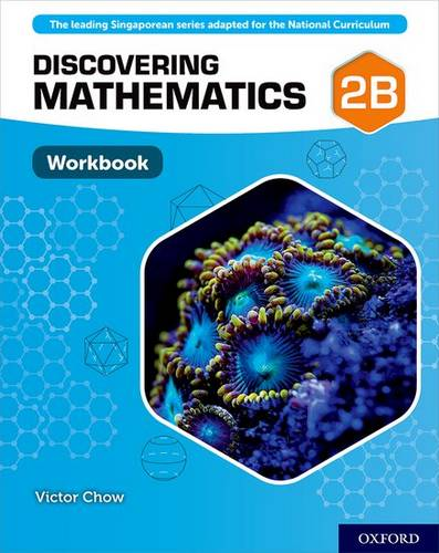 Discovering Mathematics: Workbook 2B (Pack of 10) - Victor Chow - 9780198421948