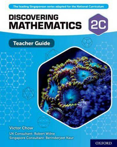 Discovering Mathematics: Teacher Guide 2C - Victor Chow - 9780198422006