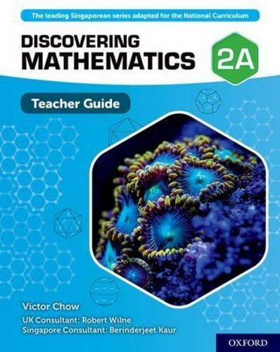 Discovering Mathematics: Teacher Guide 2A - Victor Chow - 9780198422044