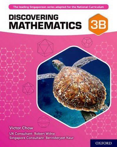 Discovering Mathematics: Student Book 3B - Victor Chow - 9780198422075