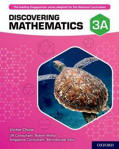Discovering Mathematics: Student Book 3A - Victor Chow - 9780198422082
