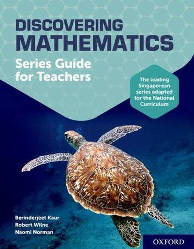 Discovering Mathematics: Introductory Series Guide for Teachers - Berinderjeet Kaur - 9780198422259
