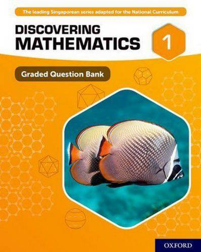 Discovering Mathematics: Graded Question Bank 1 -  - 9780198422280