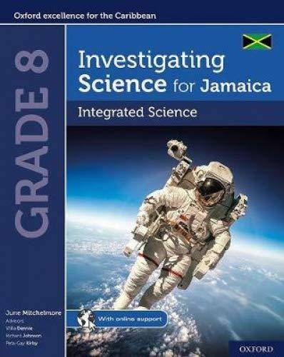 Investigating Science for Jamaica: Integrated Science Student Book: Grade 8 - June Mitchelmore - 9780198426783