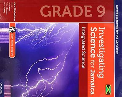 Investigating Science for Jamaica: Integrated Science Student Book: Grade 9 - June Mitchelmore - 9780198426820