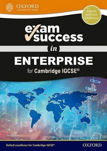Exam Success in Enterprise for Cambridge IGCSE (R) - Terry Cook - 9780198444695