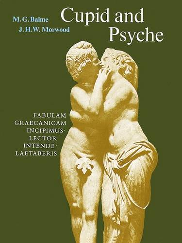 Cupid and Psyche: An adaptation of the story in `The Golden Ass' of Apuleius - Apuleius - 9780199120475