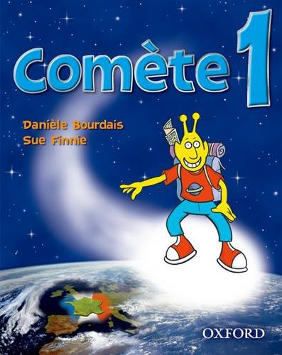 Comete 1: Student's Book: Part 1 - Daniele Bourdais - 9780199124091