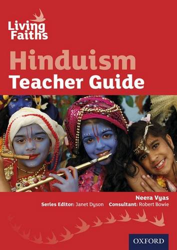 Living Faiths Hinduism Teacher Guide - Neera Vyas - 9780199129980