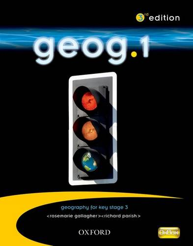 geog.1: Student's Book - RoseMarie Gallagher - 9780199134939