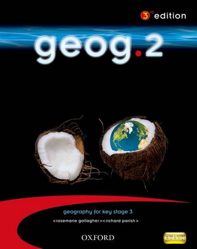 geog.2: Student's Book - RoseMarie Gallagher - 9780199134946
