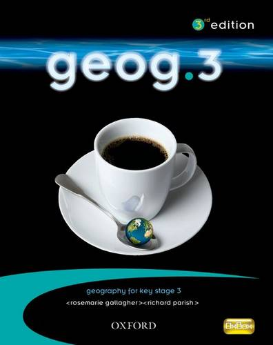 geog.3: Student's Book - RoseMarie Gallagher - 9780199134953