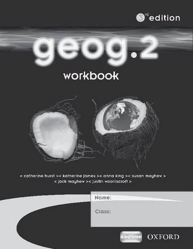 geog.2: Workbook Pack - RoseMarie Gallagher - 9780199135103