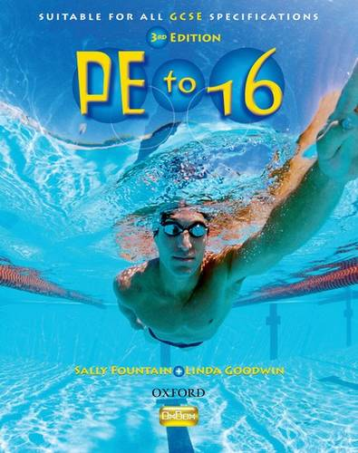 PE to 16 Student Book - Sally Fountain - 9780199135240