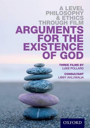Philosophy & Ethics Through Film: Arguments for the Existence of God DVD-ROM - Luke Pollard - 9780199136193