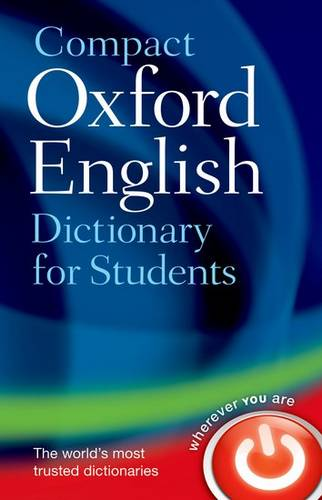 Compact Oxford English Dictionary for University and College Students - Oxford Dictionaries - 9780199296255