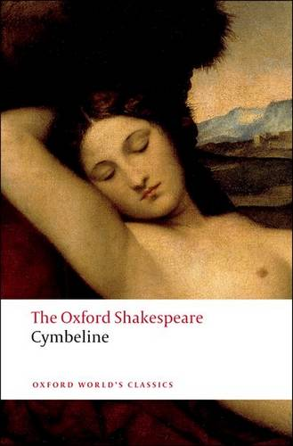 Cymbeline: The Oxford Shakespeare - William Shakespeare - 9780199536504