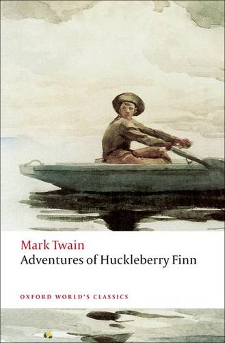 Adventures of Huckleberry Finn - Mark Twain - 9780199536559