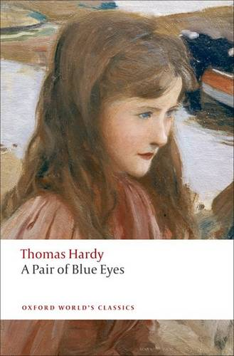 A Pair of Blue Eyes - Thomas Hardy - 9780199538492