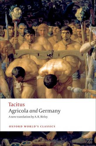 Agricola and Germany - Cornelius Tacitus - 9780199539260