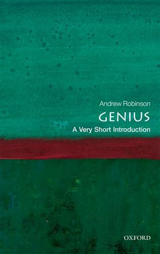Genius: A Very Short Introduction - Andrew Robinson - 9780199594405