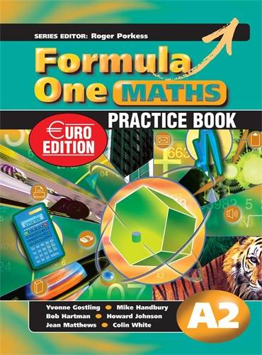Formula One Maths Euro Edition Practice Book A2 -  - 9780340928660