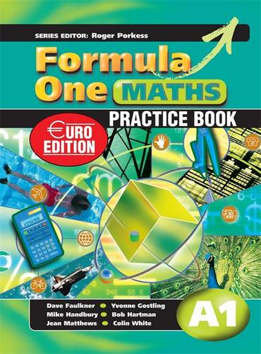 Formula One Maths Euro Edition Practice Book A1 -  - 9780340928738