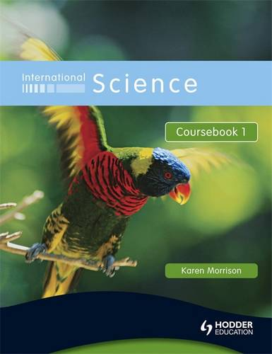 International Science Coursebook 1 - Karen Morrison - 9780340966037