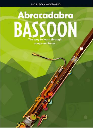 Abracadabra Woodwind - Abracadabra Bassoon (Pupil's Book): The way to learn through songs and tunes - Jane Sebba - 9780713654172