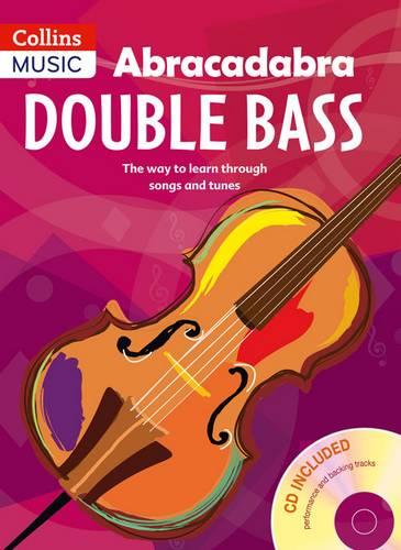 Abracadabra Strings - Abracadabra Double Bass book 1 - Andrew Marshall - 9780713670974