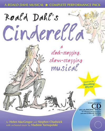 Collins Musicals - Roald Dahl's Cinderella (Book + CD/CD-ROM) - Roald Dahl - 9780713681956