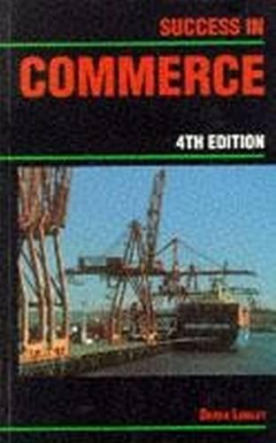 Success in Commerce - Derek Lobley - 9780719551574