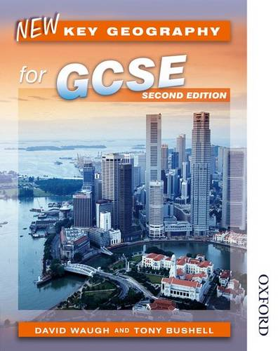 New Key Geography for GCSE - David Waugh - 9780748781331