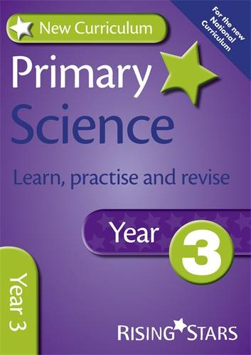 New Curriculum Primary Science Learn