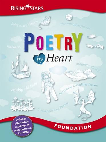 Poetry by Heart Foundation Pack - Jill Budgell - 9780857699626