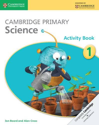 Cambridge Primary Science: Cambridge Primary Science Stage 1 Activity Book - Jon Board - 9781107611429