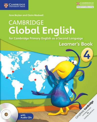 Cambridge Global English: Cambridge Global English Stage 4 Learner's Book with Audio CD (2) - Jane Boylan - 9781107613638