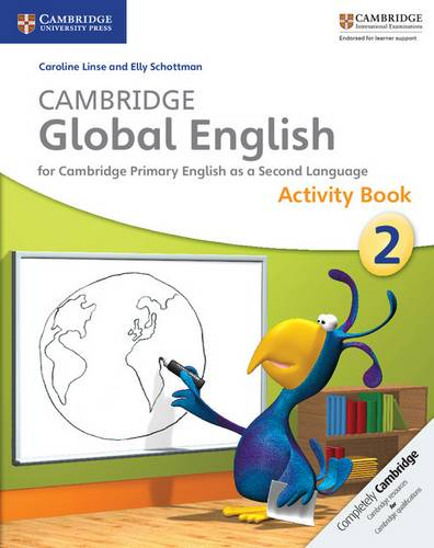 Cambridge Global English: Cambridge Global English Stage 2 Activity Book - Caroline Linse - 9781107613812