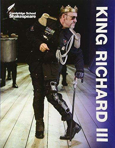 Cambridge School Shakespeare: King Richard III - William Shakespeare - 9781107615571